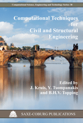 BOOKS H. Naderpour and M. Mirrashid, COMPUTATIONAL TECHNIQUES FOR CIVIL AND STRUCTURAL ENGINEERING (Chapter 13), Saxe-Coburg Pu